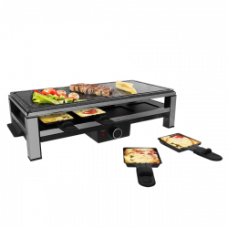 Raclette Cheese&Grill 12000 Inox AllStone