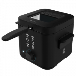 CleanFry Infinity 1500 Black