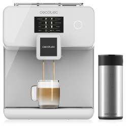 Power Matic-ccino 8000 Touch Serie Bainca