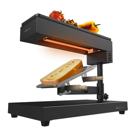 Cheese&Grill 6000 Black -