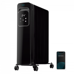 ReadyWarm 11000 Touch Connected Black