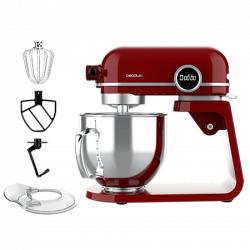 Twist&Fusion 4500 Luxury Red